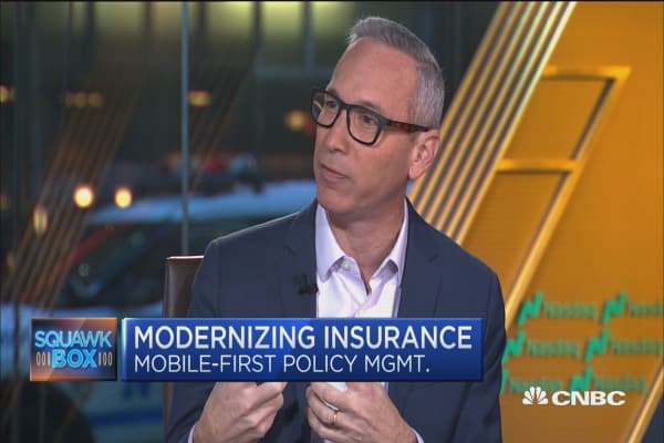 Lemonade Inc. CEO: Disrupting home insurance with technology