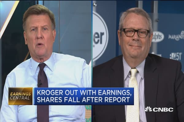 Kroger delivers mixed Q4 results: CFO