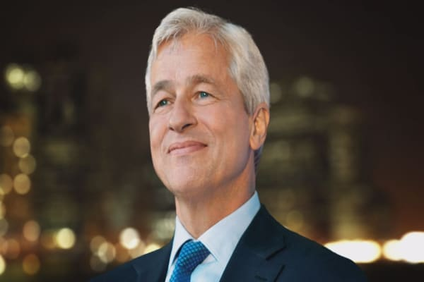 Jamie Dimon says Gary Cohn's resignation from the White House is