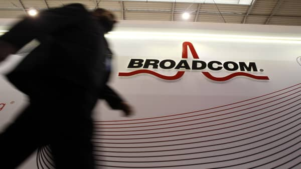 Broadcom fights back