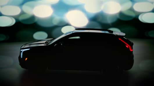 Cadillac set to unveil the XT4.