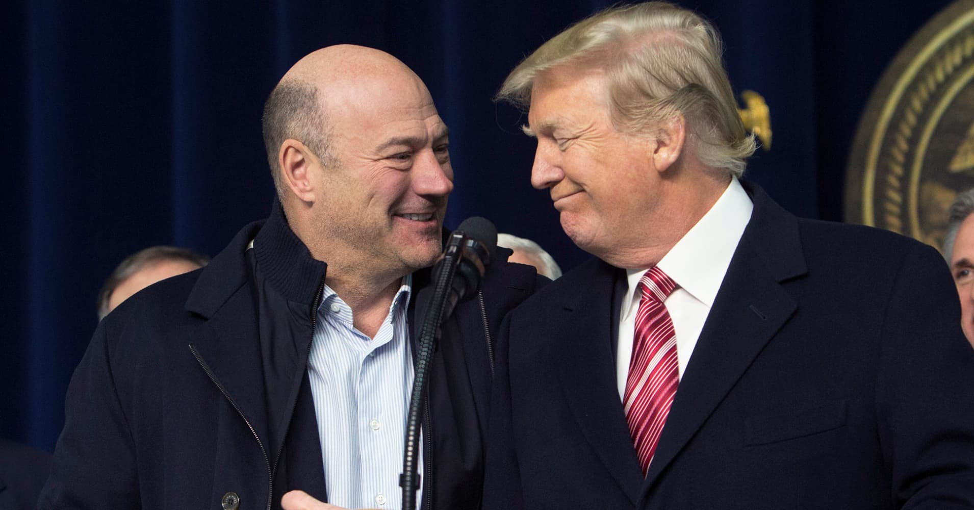The Goldman Sachs era in Trump's White House is fading away