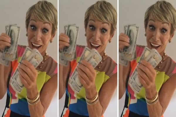 How Barbara Corcoran made $66 million in 2001