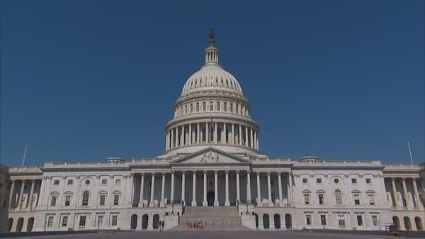 Democrats are heading toward some big losses in midterm Senate races, polls say