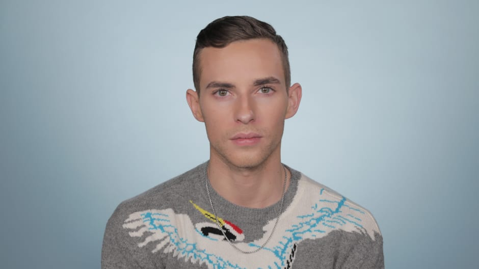 Figure skater Adam Rippon made a $6,000 pre-Olympics splurge — here's why