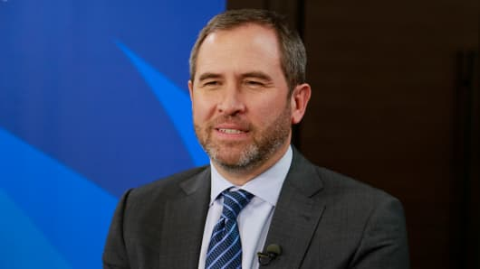 Brad Garlinghouse, CEO of Ripple.