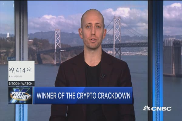 Blockchain Capital partner says one cryptocurrency will win the crypto crackdown