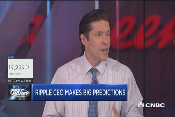 Ecco cosa il CEO di Ripple dice che le sue grandi previsioni sono per l'universo cripto