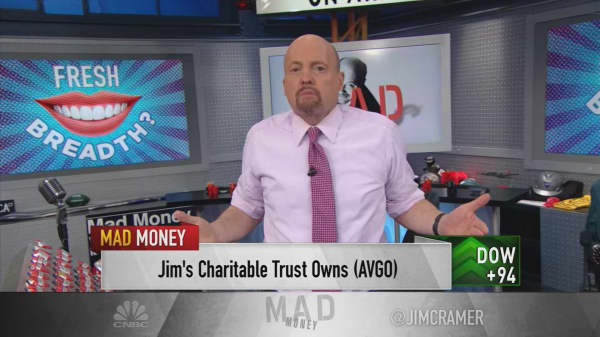 Cramer weighs in on the Cigna-Express Scripts deal