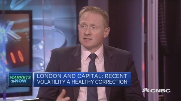 Cautious view on investing given where valuations are: London & Capital