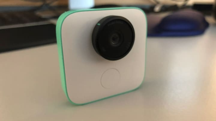 The Google Clips Camera