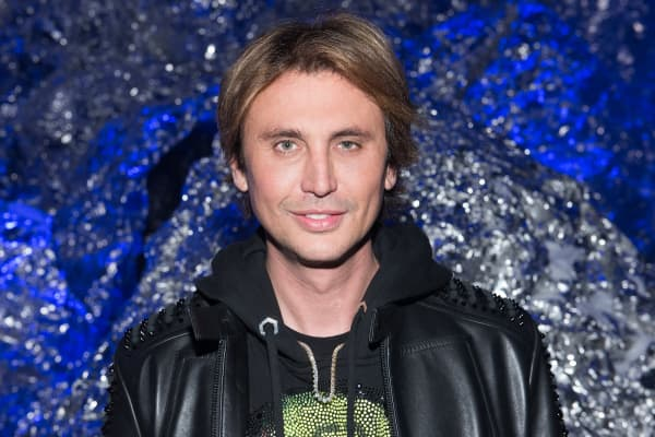 Jonathan Cheban attends the Philipp Plein fashion show during New York Fashion Week: The Shows on February 10, 2018 in New York City.