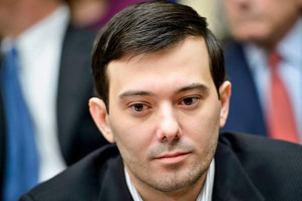 'Pharma Bro' Martin Shkreli awaits sentencing