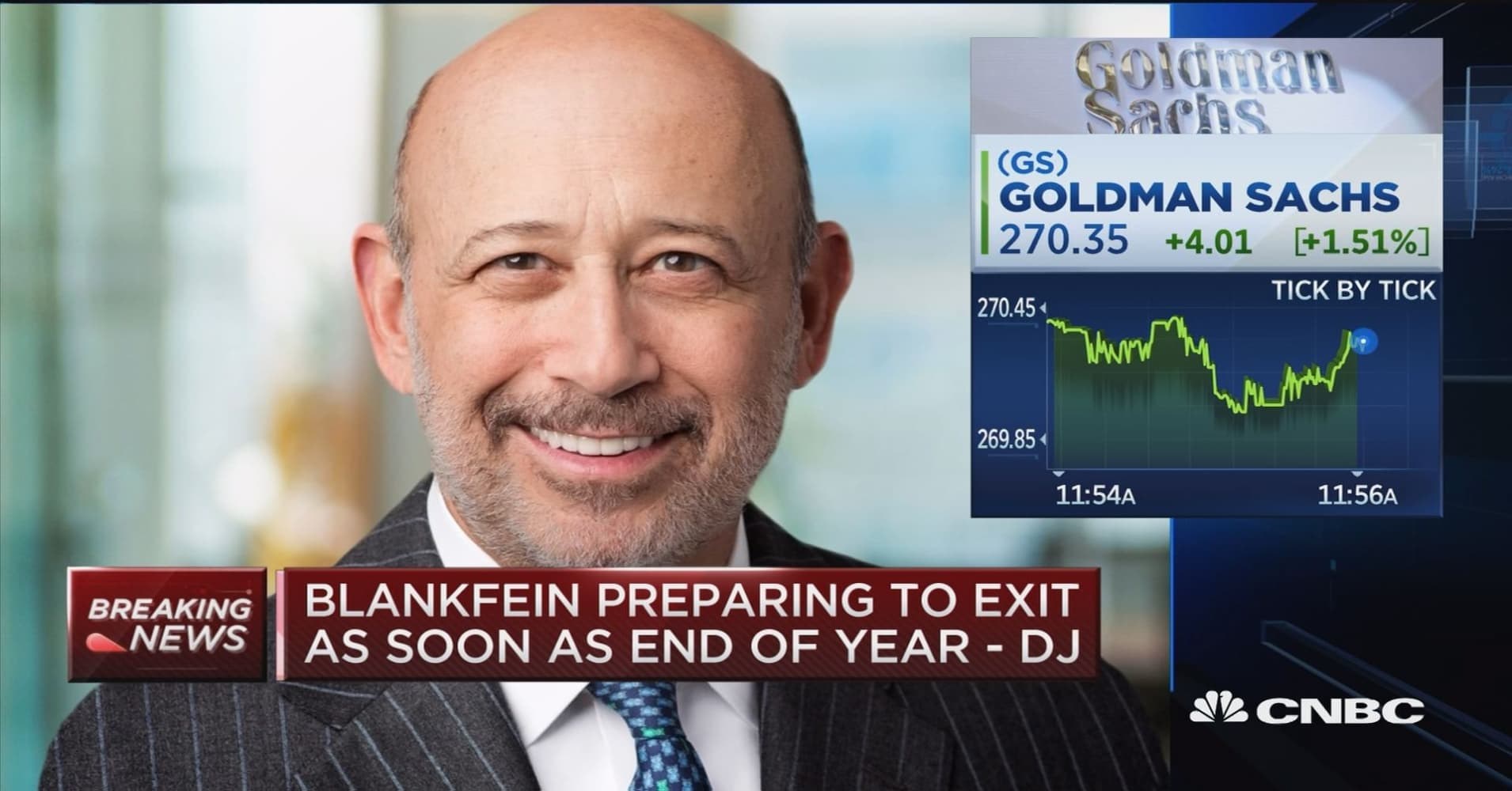 300abed4af1 Very possible we ll still see Blankfein in some position in early 2019