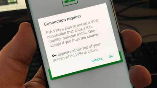CNBC Tech: VPN 4