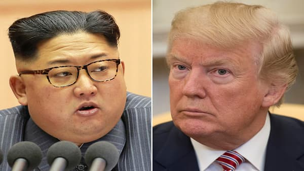 Trump agrees to milestone meeting with North Korea