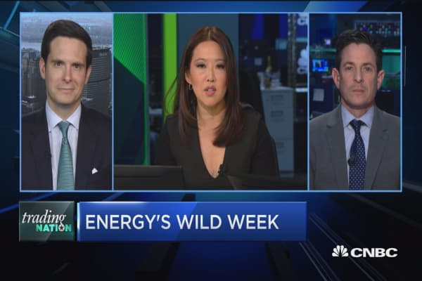 Trading Nation: Energy's wild week