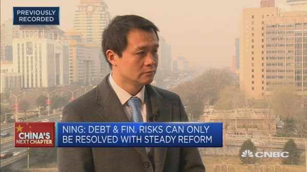 Debt-financing is always a 'double-edged sword' for economic growth