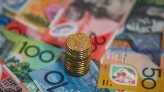 A Recent Jump In The Aussie Dollar May Point To Further Gains