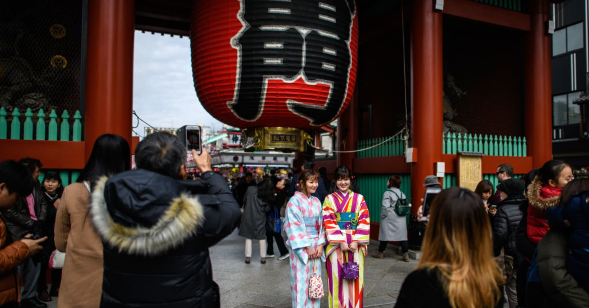 Japan opens the door to more foreigners. That may not solve its labor woes
