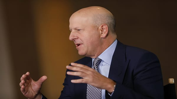 David Solomon will be sole president and COO of Goldman