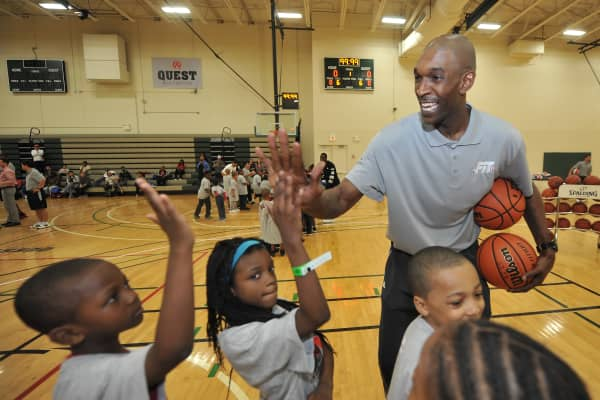 Today, Joe Smith runs the Joe Smith Basketball Academy