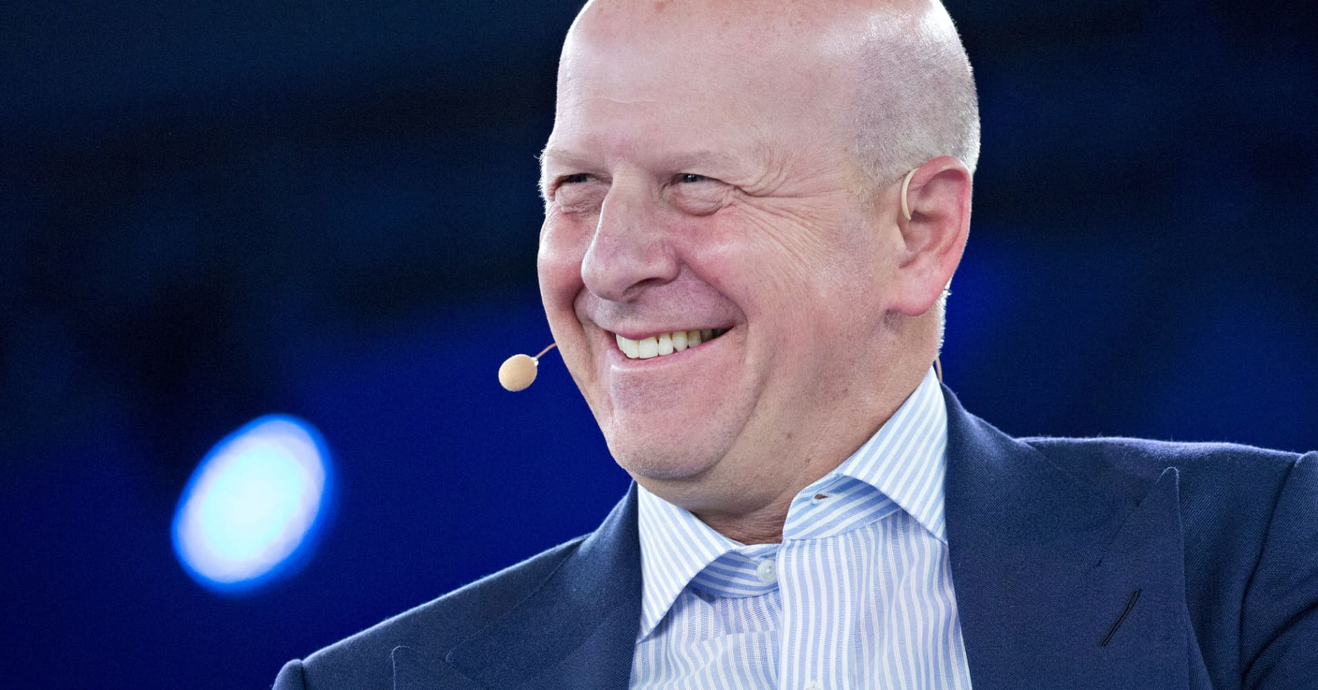 Goldman Sachs shares slump after posting worse-than-expected revenue decline