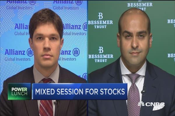 Stock market volatility causing concern amid trade tug of war