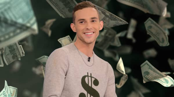 Figure skater Adam Rippon's No. 1 trick for saving money