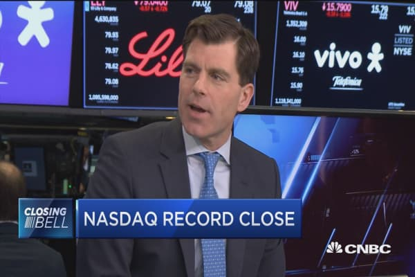 Markets took a breather today: Santoli