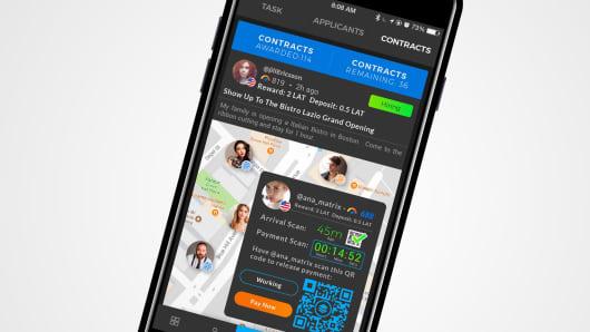 Latium app