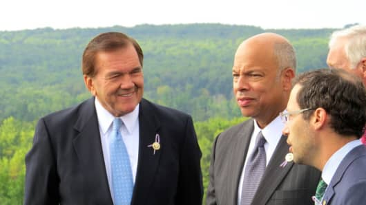 Commentary Building Trust Between >> Tom Ridge Biometric Tech Will Restore Trust In Society Commentary