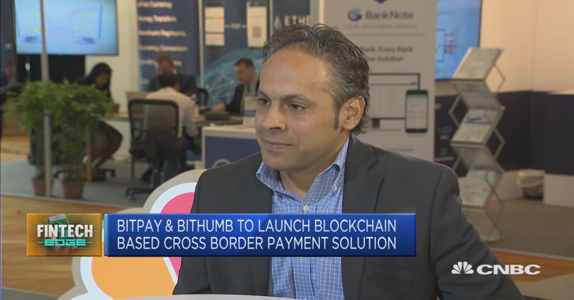 Bitpay on its latest partnership with Bithumb
