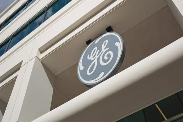GE shares are tanking after JPMorgan says its dividend is