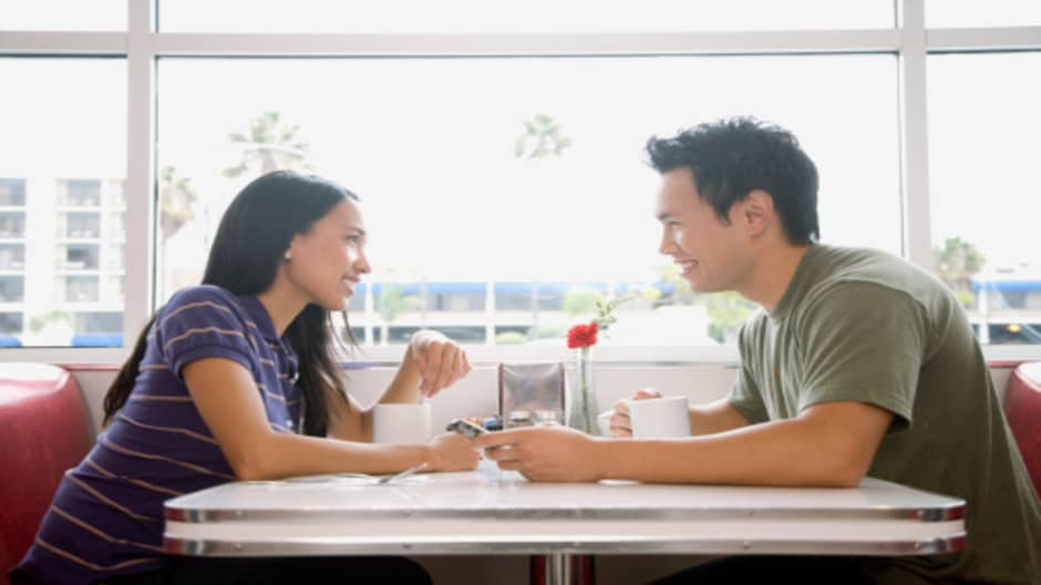The first date debate: Who picks up the bill?