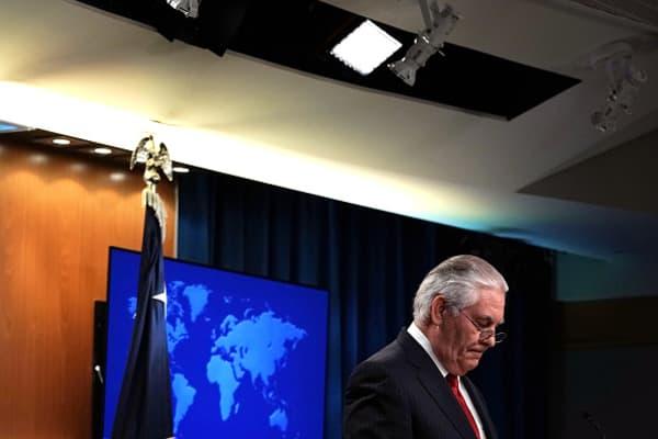 Tillerson departure 'very concerning': Bill Richardson