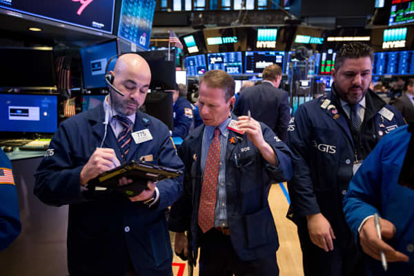 Nasdaq on pace to snap 7-day win streak