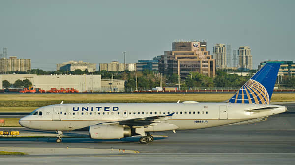 United Airlines passenger's dog dies in overhead storage