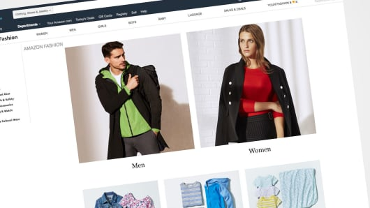 Amazon to be the no 1 apparel retailer in the us morgan stanley amazons 100 million prime members will help it become the no 1 apparel retailer in the us gumiabroncs Gallery