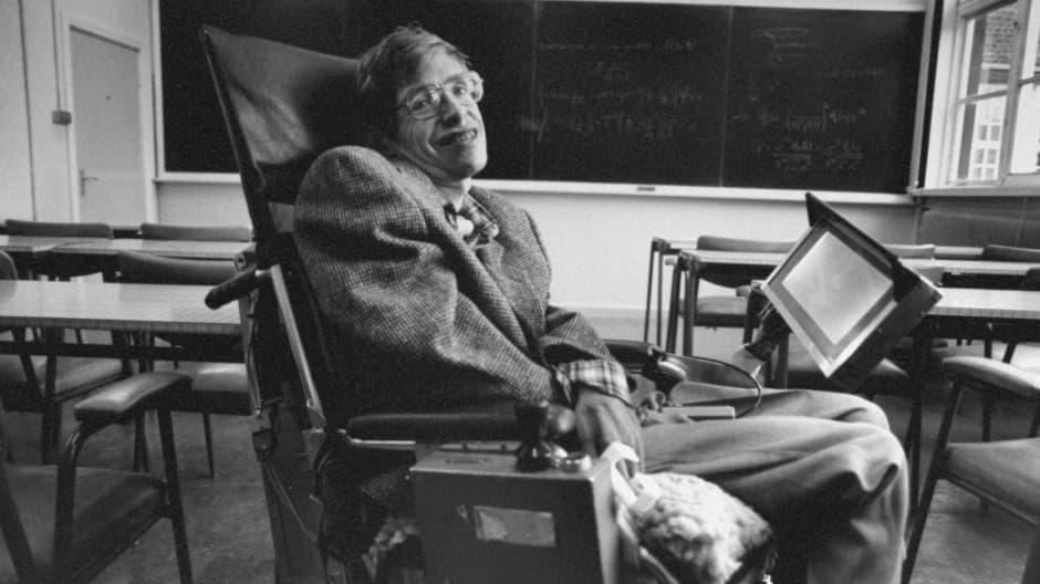 Stephen Hawking has died at the age of 76