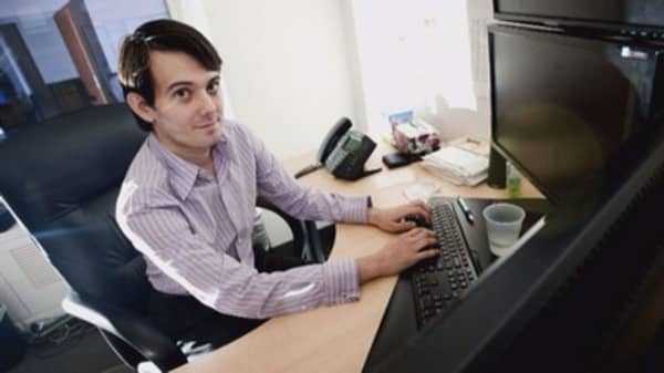 Martin Shkreli asks to serve fraud sentence in minimum-security camp