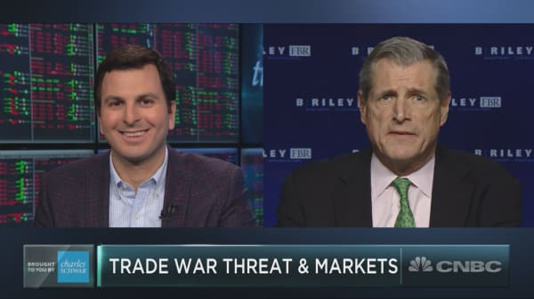 Art Hogan suggests Larry Kudlow's appointment may help thwart a trade war