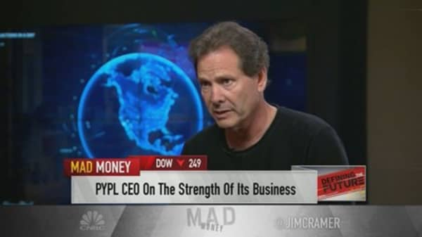PayPal could profit from countries skipping legacy fintech: CEO