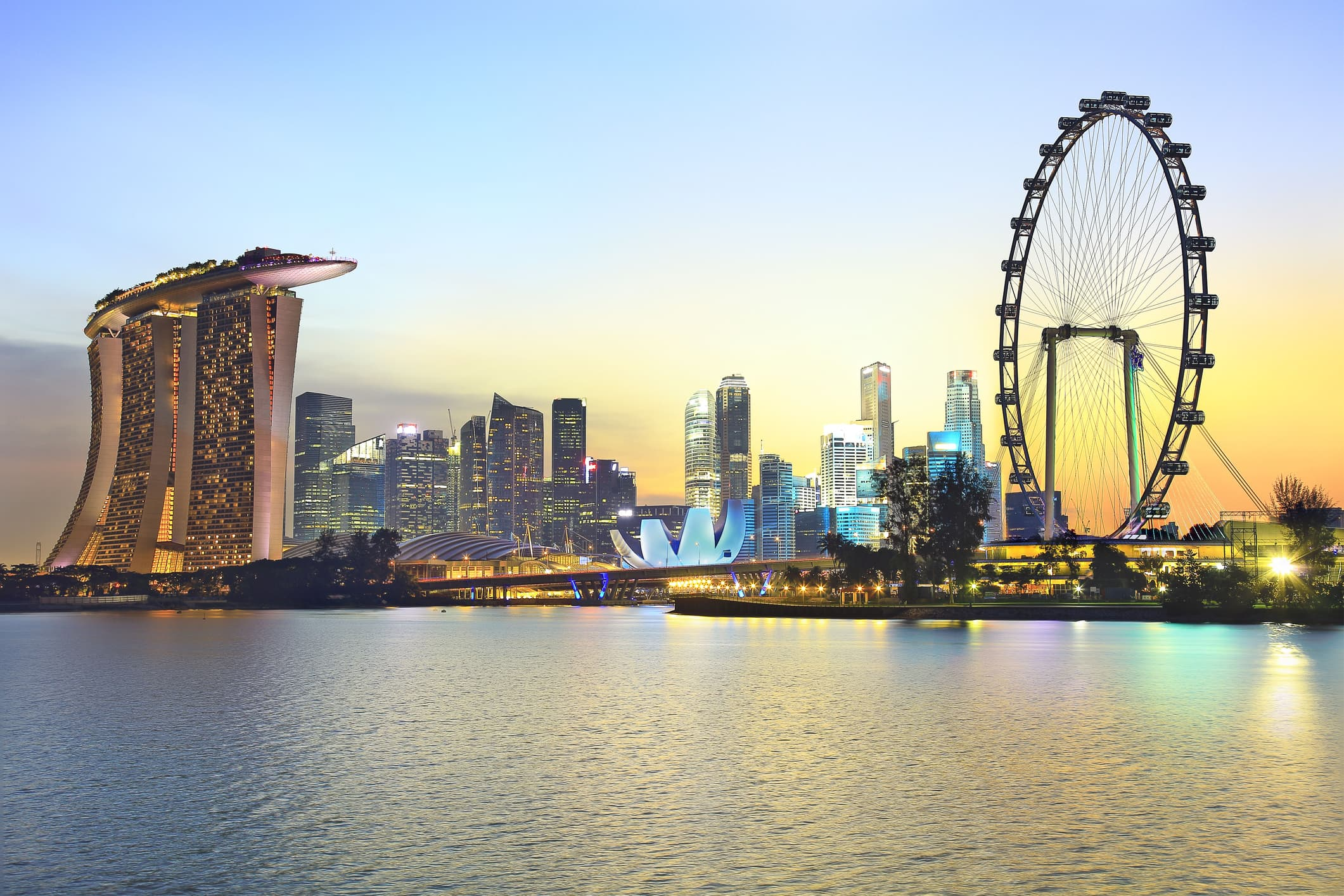 Singapore Holiday with cruise under INR 50,000