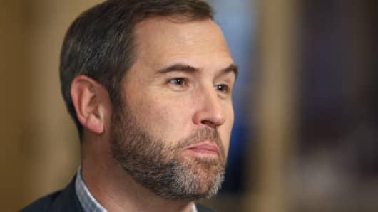 Ripple CEO Brad Garlinghouse