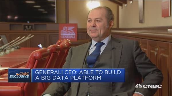 Don't know what will happen with interest rates: Generali CEO