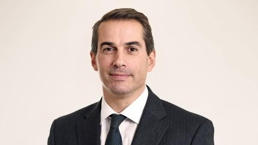Mark Patrick, Syngenta Chief Financial Officer.