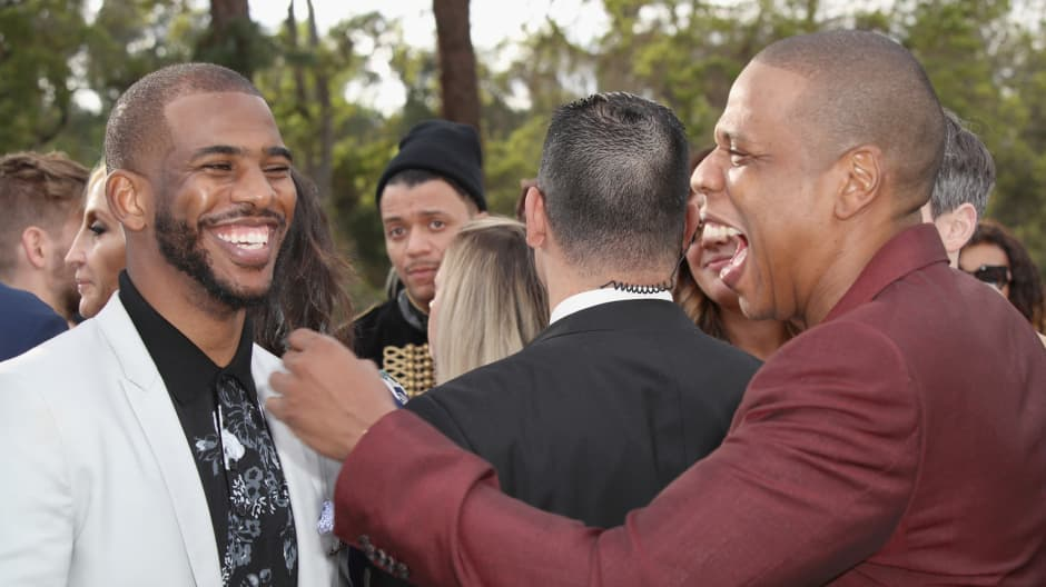 The best advice Chris Paul says Jay-Z gave him before making a huge career move