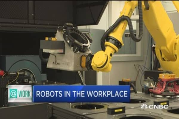 Vicarious CEO: Future of A.I. in the workplace
