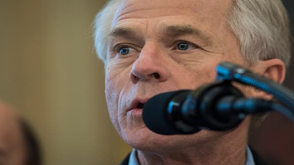Peter Navarro: We can do tariffs that are peaceful and will improve trading system